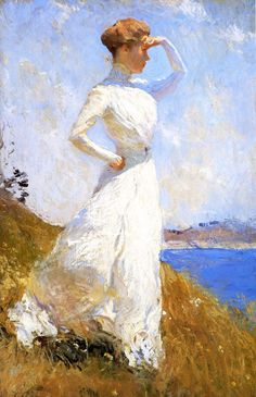 Sunlight (1909) by Frank Benson
