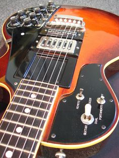 Guitars that rocked the 80's | www.rockgodzhalloffame.com | #Rock #Music