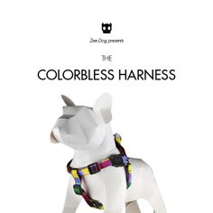Zee.Dog | Colorbless Step-In Harness