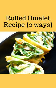 Daphne Oz and Michael Symon each made a different version of a rolled omelet on The Chew for their Rolled Omelet Two Ways recipe. http://www.foodus.com/the-chew-rolled-omelet-two-ways-recipe/