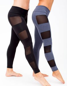 The Mikonos Leggings by Body Angel Activewear are a uniquely styled print legging for the active female. Wear them to the gym, yoga or running errands!