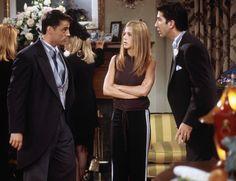 Estilo Rachel Green, Rachel Green Outfits, Jennifer Aniston, Ross Geller, Friend Outfits, Best Seasons, Fashion Tv, Friends Fashion, Friends Tv