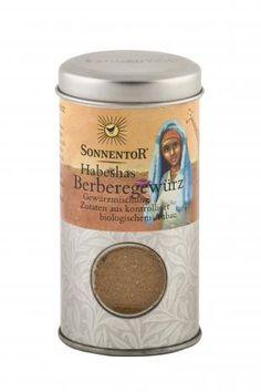 Sonnentor Habeshas Berberegewürz bio, Streudose 35 g Dose, Online Shopping, Products, Tv Shopping