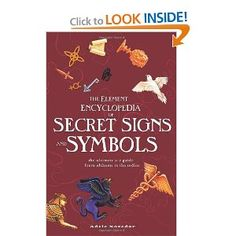 Unlock the lost and hidden meanings of the world's ancient and modern signs and symbols with the latest in the hugely popular series of 'Element Encyclopedias'. This is the biggest A-Z reference book on symbolic objects you'll ever find. The latest in the popular series of 'Element Encyclopedias', this is the largest, most definitive guide to the secret and ancient knowledge of signs and symbols, some of which has been lost over thousands of years.