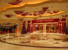 Encore At Wynn  Las Vegas: Wynn Theater