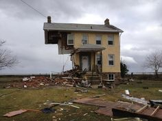 Union Beach | 25 Incredible Pictures Of Hurricane Sandy's Destruction In New Jersey