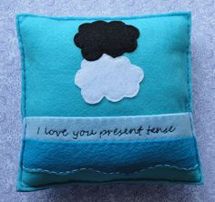 The Fault in Our Stars Pocket PIllow by ZombicornsAndGlitter, $20.00