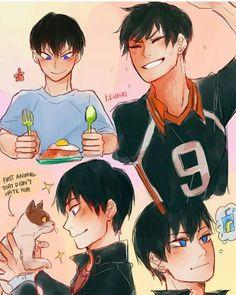 Kageyama is so cute though