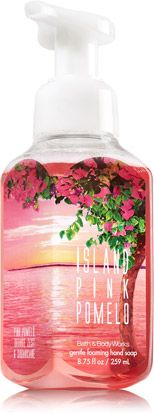 Island Pink Pomelo Gentle Foaming Hand Soap - Soap/Sanitizer - Bath & Body Works