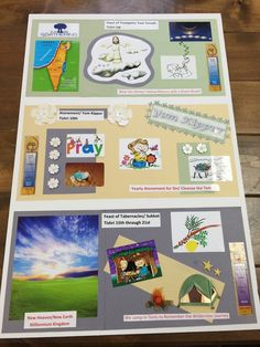 Fall Feasts learning tool for children