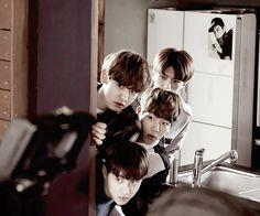 Sehun, Chanyeol, Baekhyun, D.O