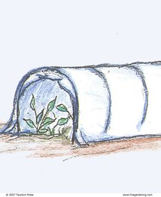 No matter what your climate, these plant shelters expand your gardening options Fine Gardening, Container Gardening, Cold Frame, Garden Structures, Urban Farming, Garden Gates, Winter Garden, Shelters, Root Cellar