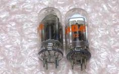 55207 - RCA Vintage 6AV6 Electron Tubes (Lot of 2)   for sale at bmisurplus.com