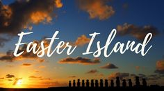 Visiting Easter Island Travel Guide (Isla de Pascua - Rapa Nui) only watched the first 10 minutes so far