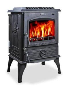 kaminofen k chenofen iron dog 6 mit grillfunktion. Black Bedroom Furniture Sets. Home Design Ideas