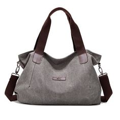 Women Canvas Large Capacity Shoulder Bags Handbags Casual Crossbody Bags is Worth Buying - NewChic Mobile.