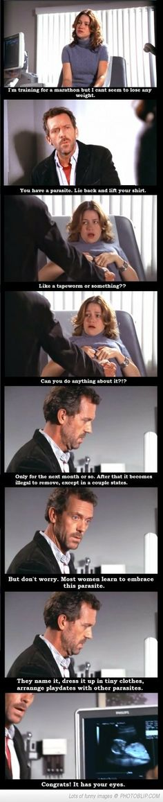 I Miss House Md