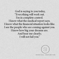 Really needed this today Life Quotes Love, Quotes About God, Great Quotes, Quotes To Live By, Inspirational Quotes, Motivational, Super Quotes, Beautiful Words, Bible Quotes