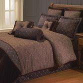 Found it at Wayfair - Opulent Paisley Comforter Set