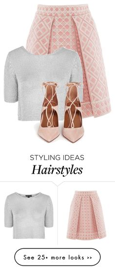 """""""Silver band in my hair"""" by bella8 on Polyvore"""