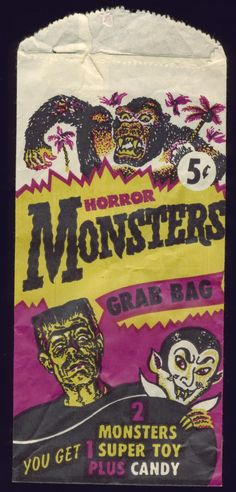 Horror Monsters
