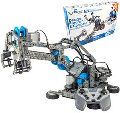 Vex IQ Robotics Construction Kit by Innovation First Labs Inc - $299.99