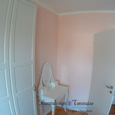 Schöne Raumgestaltung In Lippstadt Mit Pastell Wandfarben.  Schlafzimmergestaltung Von Maler Tommaso, Wandfarbe Pastelltöne,
