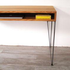 Blanca Mid-Century Desk /