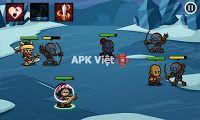 Battleheart v1.2 APK: game nhập vai nhẹ mà hay cho android (mod)