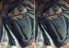 Um ano após o vestido da discórdia  essa jaqueta está quebrando a  internet; que cor você vê?