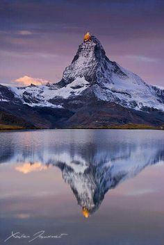 Mount Madderhorn Switzerland