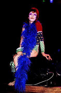 David Bowie en estado alterado de conciencia