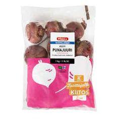 Punajuurilaatikko   Pääruoat   Reseptit – K-Ruoka Packing, Bag Packaging