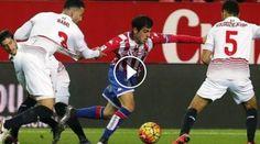 You are watching video highlights of Spanish La Liga match: Sporting Gijon vs Sevilla FC Match result: Sporting Gijon 1 - 1 Sevilla FC Played on: Octo...