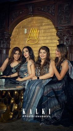 #Episode5 #RealBridesmaidsofKalki Whether they're your sisters, best friends, college roommates or colony friends, your BRIDESMAIDS have your back at all times both during wedding planning and your friendship. It's only fitting to capture the moments with them by your side while you embark on the next chapter. So here's what happened when we put them in a room together!Meet the gorgeous Bride Troop No. 2! 😌❤ College Roommate, Roommates, By Your Side, Episode 5, Next Chapter, Bridesmaids, Wedding Planning, Friendship, Best Friends