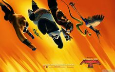 WALLPAPERS OF KUNG FU PANDA 2