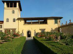Firenze Villa Paolina #TuscanyAgriturismoGiratola