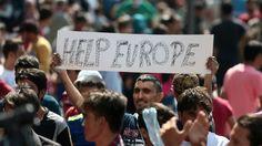 Por que países ricos do Golfo não abrem portas para refugiados sírios?  BBC-Brasil