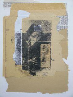 art journal inspiration - Wayne Chisnall