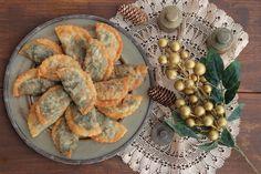 Χορτοκαλίτσουνα - Κρητικά χορτοπιτάκια #paxxigr #καλιτσούνια #συνταγή #χορτοπιτάκια #πίτα #χόρτα #παραδοσιακά