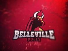 Belleville Bulls on Behance