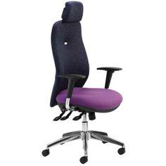 Ergo C4 Executive High Back Task Chair | Ergonomic Office Seating  #ergonomicchair