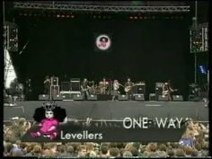 LEVELLERS- ONE WAY - PINKPOP 1994