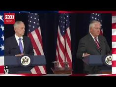 Mattis And Tillerson Just Stood Side By Side And Got China To Do The IMP...