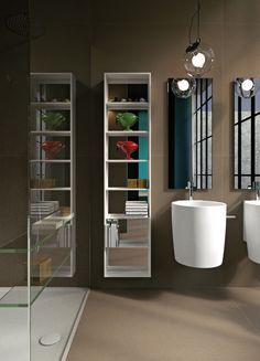 #bathroom #design #essential #minimal #elegant #style  www.signweb.it