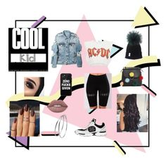 """Cool Kids"" by sylvia-lucas ❤ liked on Polyvore featuring Chanel, Fendi, Balmain and Casetify"