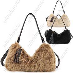 $33.29 - Retro Style Tassels Design Shoulder Bag Messenger Bag Handbag for Women from UltraBarato Gadgets