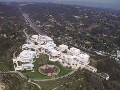 The Getty Center, Los Angeles CA | Richard Meier & Partners