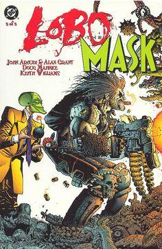 the Mask vs Lobo