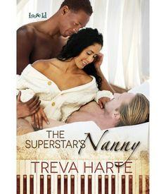 The Superstar's Nanny | Treva Harte | Multicultural Menage Erotic Romance | Loose Id | $4.99